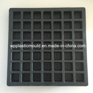 Concrete Mould (PDK2049-YL) for Producing Reinforced Cushion Block/ Square Spacers pictures & photos