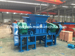 Double Shaft Shredder Machine, Plastic Recycling Machine, Shredding Machine pictures & photos