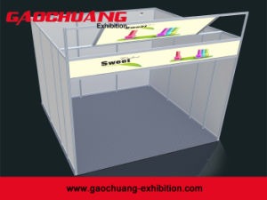 Modular Customized Octanorm Exhibition Booth Trade Fair Stand pictures & photos