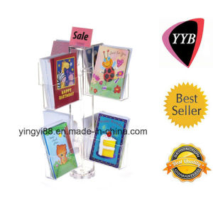 Top Selling Acrylic Gift Card Display Racks pictures & photos