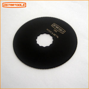 High Speed Steel HSS Circular Oscillating Cutting Saw Blade pictures & photos