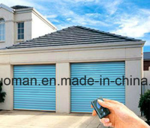 Toma Sectional Garage Door pictures & photos