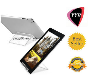 Clear Acrylic Tablet Stand for iPad (YYB-033) pictures & photos