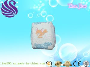 High Absorption Disposable Baby Nappy in Bales pictures & photos