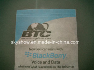Promotional Airline Nonwoven Headrest Cover (SSC1011) pictures & photos