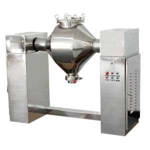 Cw-4000 Stirring Double Cone Mixing Machine for Pharmaceuticals pictures & photos
