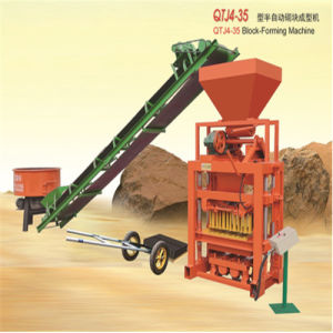 Construction Concrete Brick Making Machine pictures & photos