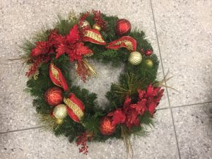 Pre-Deco Wreath for Us Market (OEM DESIGN DIRECT FACTORY) pictures & photos