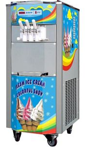 Soft Ice Cream Machine (CB, CE, GOST, RoHS) pictures & photos