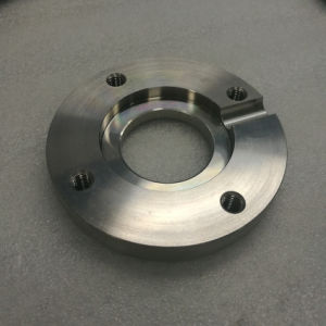 Precision Spare Parts Accessory Plate Wheel Machining Parts pictures & photos