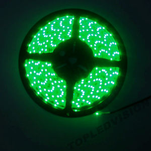 Green Color SMD3528 LED Strip pictures & photos