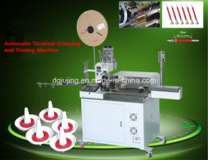Automatic Wire Twisting and Tinning Dipping Machine pictures & photos