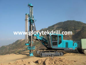 DF200 Air Compressor Built-in DTH Drilli Rig pictures & photos