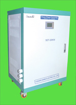 Single Phase 20kVA 50Hz Single Phase to 3 Phase 50Hz Inverter Power Supply