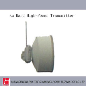Ku Band High-Power Transmitter (SDC-TYE-P)
