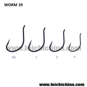 Super Quality Worm Fishing Hook pictures & photos