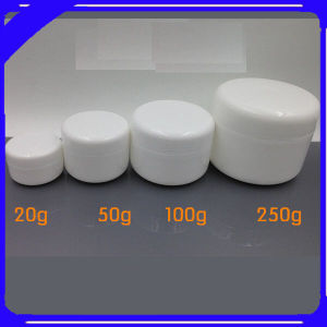 20g Cosmetic Jars 50g Cosmetic Jars 100g Cosmetic Jars 250g Cosmetic Jars pictures & photos