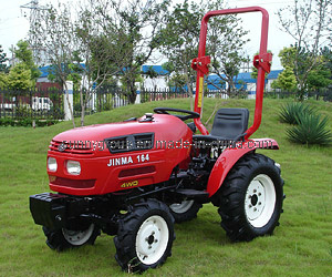 Jinma 164 Tractor (16HP 4WD) pictures & photos