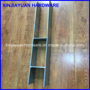 Metal H-Type Galvanized Pole Anchor Wholesale pictures & photos