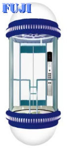 Panoramic Elevator/ Lift Observation Lift pictures & photos