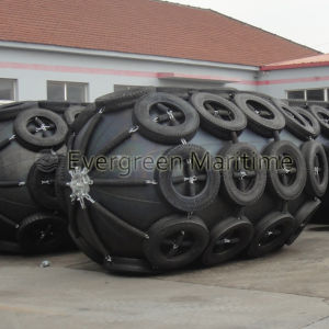 ISO 17357 Guaranteed Floating Pneumatic Rubber Fender for LPG Vessels, Ocean Platforms pictures & photos