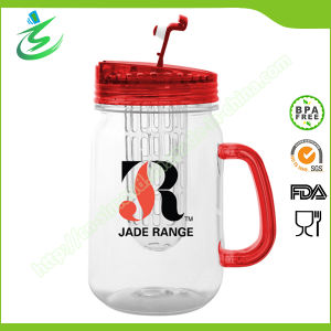 480ml Double Wall Mason Jar with Infuser (IB-A5) pictures & photos