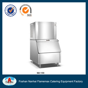 Commercial Ice Maker Daily Production 150kg for Sale (SD-150) pictures & photos