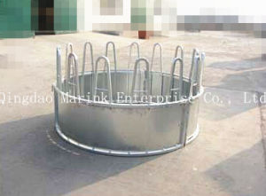 Hot DIP Gal Round Bale Feeder for Cattle Sheep pictures & photos