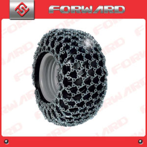 Snow Chains, Double Diamond Studded Skidder Chains pictures & photos