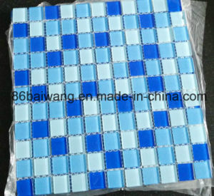 Blue Color Mosaic for Swimming Pool pictures & photos