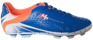 Men′s Soccer Football Boots with TPU Outsole Shoes (815-9643) pictures & photos