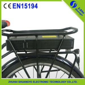 36V/48V 10ah-20ah Rear Rack Lirium Battery for Ebike pictures & photos