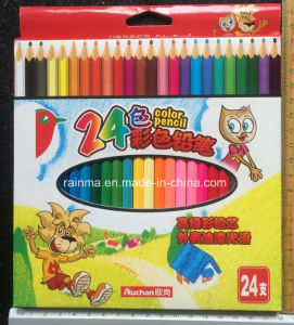24PCS Color Pencil for School Student Pencil pictures & photos