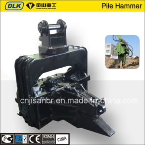 Vibratory Pile Hammer for 30 Ton Excavator pictures & photos