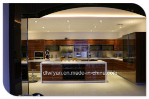 Modern Style Kitchen Cabinet for Amercian Market pictures & photos