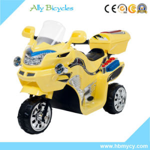 3 Wheel Sport Bike Battery Powered Riding Toy Motorcycle pictures & photos