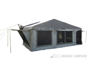 Camper Trailer Tent for Camping pictures & photos