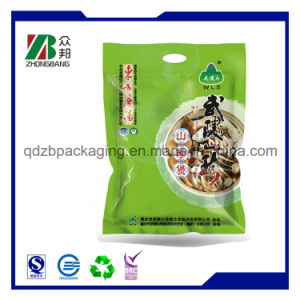 Stand up Food Packing Resealable Plastic Zipper Bag pictures & photos