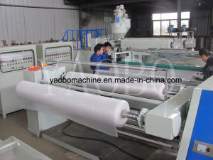 Ybpeg-1500 Compound Aluminum Bubble Film Making Machine with Auto Cutter pictures & photos