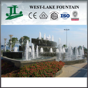 Outdoor Water Stone Fountain in Railway Station pictures & photos