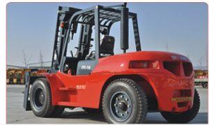 CPC-100 Diesel Forklift Truck pictures & photos