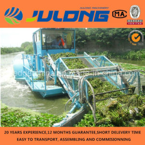 Automatic Water Cleaning Ship/ Harvesting Machine Julong