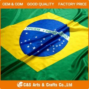 Custom Brazilian Flag, Brazil Flag pictures & photos