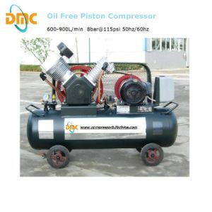 Nitrogen Booster Oil Free Piston Compressor pictures & photos