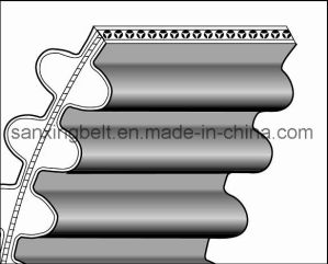 Teeth-Wedge Belt for Flour Milling Machines for Buhler pictures & photos