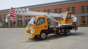 7 Ton Small Hydraulic Mobile Crane pictures & photos