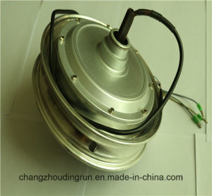 Lithium Battery Hub Motor, Electric Wheel Hub Motor pictures & photos