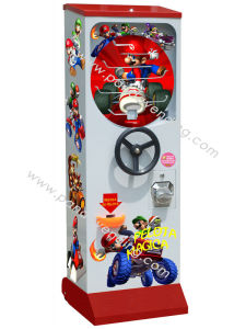 Gumball Vending Twister Machine (TR945) pictures & photos