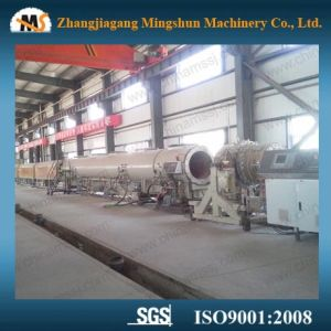 450mm Plastic HDPE Pipe Production Line / Extrusion Line / Extrusion Machine