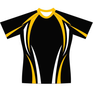 Custom Team Sublimation Rugby Football Shirt for Men pictures & photos